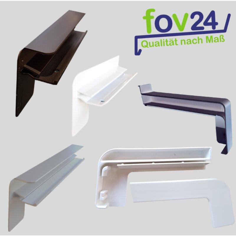 Seitenabschlüsse Paar 50 mm bis 210 mm, 3,16 € - fov24.de - Top ...